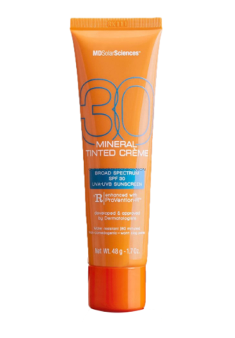 Mineral Tinted Crème SPF 30 by MD Solar Sciences
