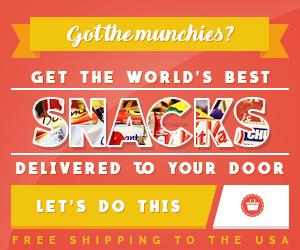 Munchpak Cyber Monday 2017 Coupon