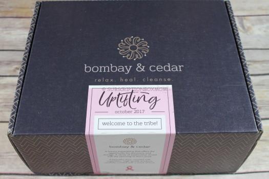 Bombay & Cedar October Review