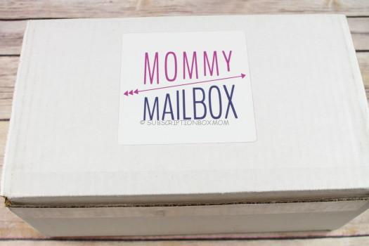Mommy Mailbox October 2017 Review