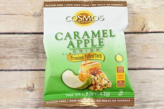 Cosmos Creations Caramel Apple Puffed Corn