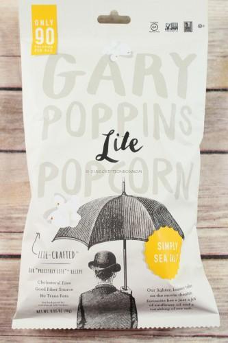 Garry Poppins Lite Popcorn
