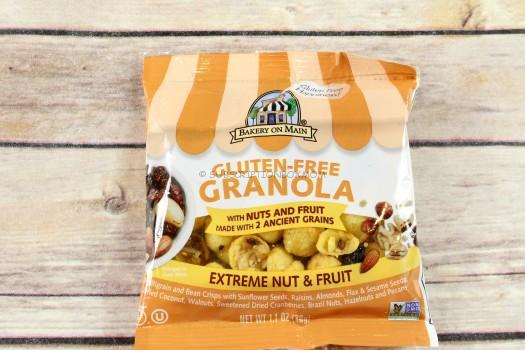 Bakery On Main Gluten Free Granola Extreme Nut & Fruit