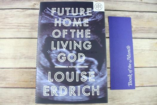 Future Home of the Living God by Louise Erdrich - Guest Judge Tavi Gevinson