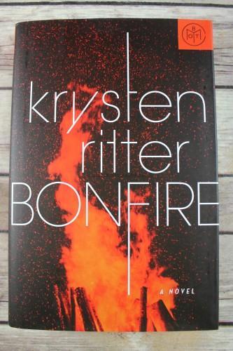 Bonfire by Krysten Ritter - Judge Liberty Hardy