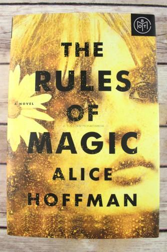 The Rules of Magic by Alice Hoffman - Guest Judge Mae Whitman