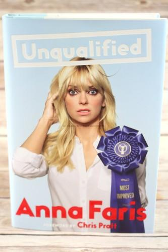 Unqualified by Anna Farris