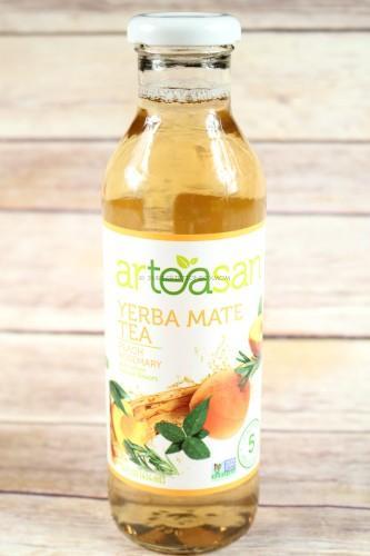 Arteason Yerba Mate Tea - Peach Rosemary