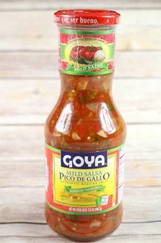 Goya Pico De Gallo Milk Salsa