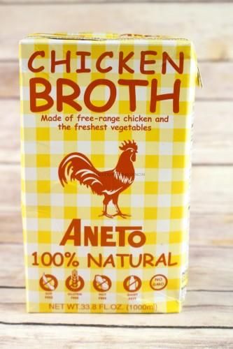 Aneto Natural Chicken Broth