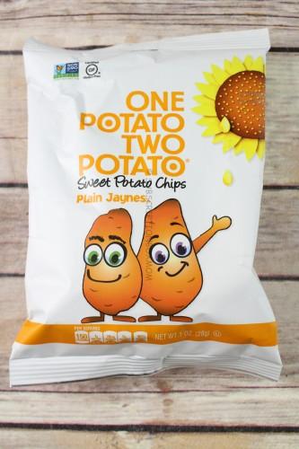 One Potato Two Potato Sweet Potato Chips
