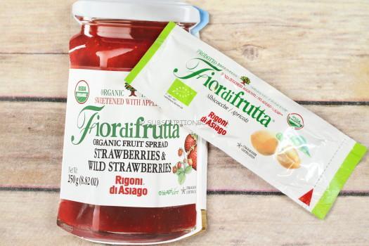 FiordiFrutta Apricot Fruit Spread