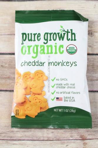 Pure Growth Organic Cheddar Monkeys