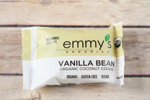 Emmy's Organics Vanilla Bean