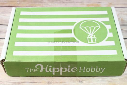 The Hippie Hobby Box October 2017 Review