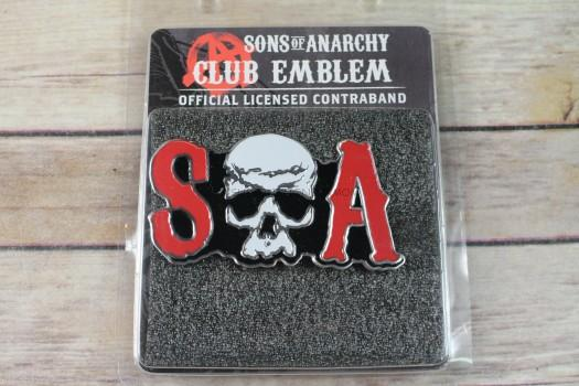 Sons of Anarchy Club Emblem