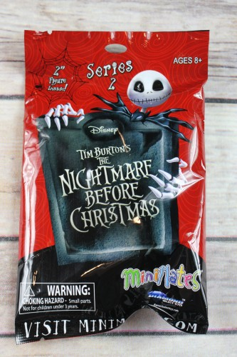 The Nightmare Before Christmas MiniMates Blind Bag