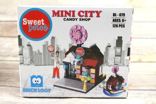 Mini City Candy Shop
