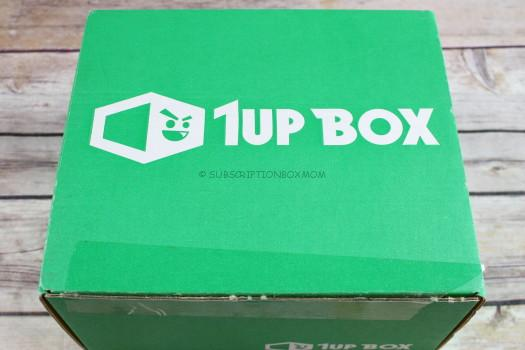 December 2017 1Up Box Theme Spoilers