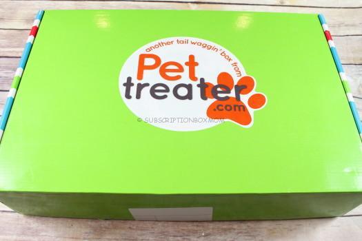 Pet Treater Box November 2017 Review