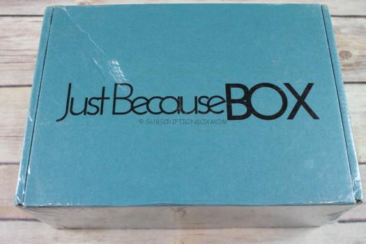 Just Because Box November 2017 Review