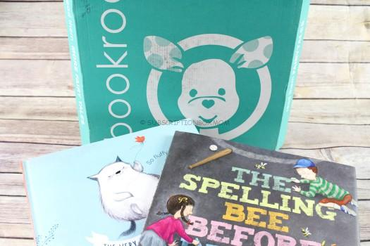 Bookroo November 2017 Picture Book Subscription Box Review