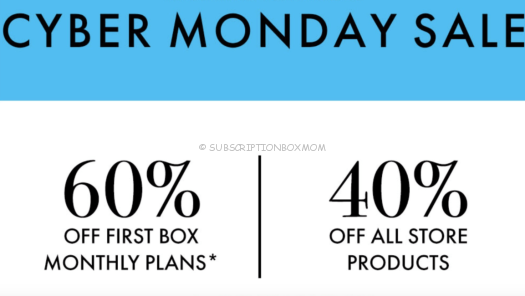 SprezzaBox Cyber Monday 2017 Coupon