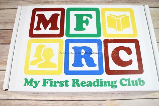 My First Reading Club One Day Coupon