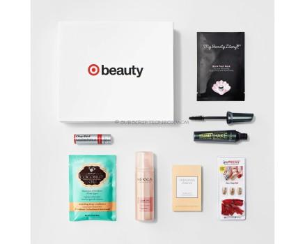 Women's Holiday Target Beauty Box