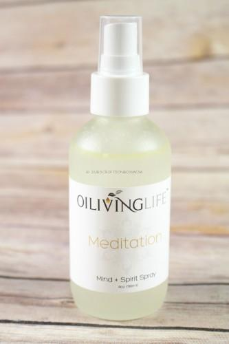 Oiliving Life Meditation Spray