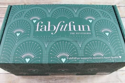 Winter 2017 FabFitFun Review