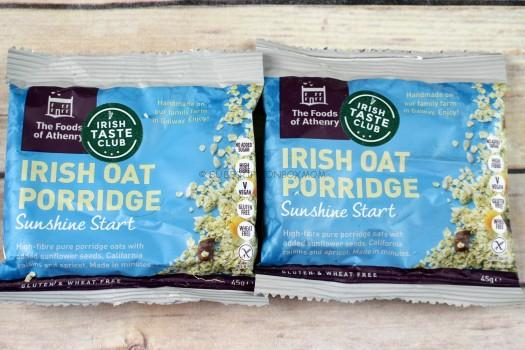 Foods of Athenry Irish Oats Porridge