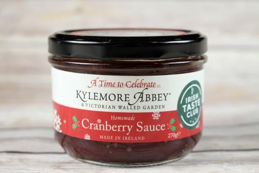Kylemore Abbey Cranberry Sauce