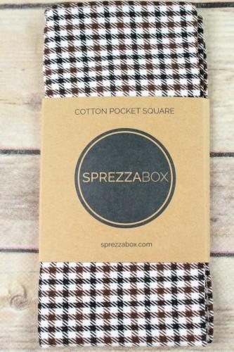 SPREZZA Pocket Square
