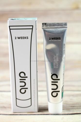 Quip Travel Toothpaste