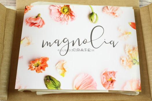 Magnolia Crate December 2017 Review