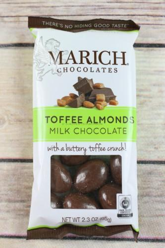 Marich Chocolates Toffee Almonds