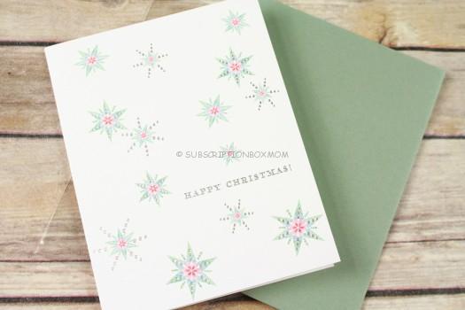 E. Frances Paper Happy Christmas