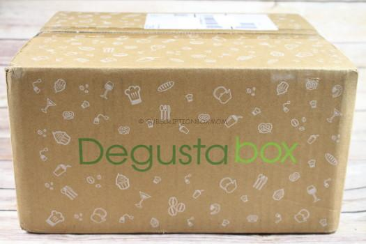 December 2017 Degustabox Review