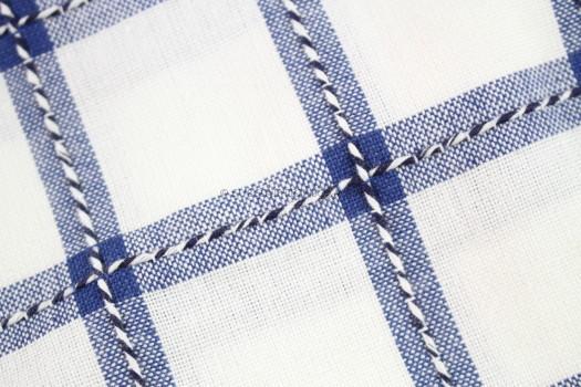 Checkered Table Cloth