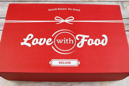December 2017 Love with Food Deluxe Review