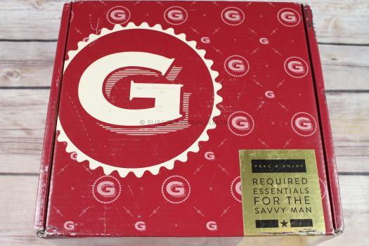 Gentleman's Box December 2017 Review