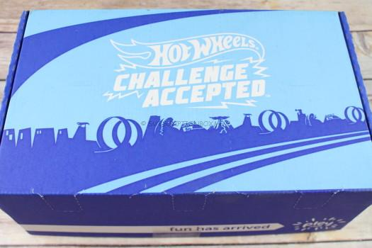 Limited Edition Hot Wheels 'Challenge Accepted' Pley December 2017 Review