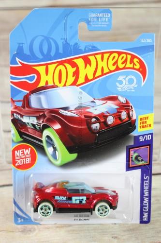 Hot Wheels Glow Wheels - Hi Beam