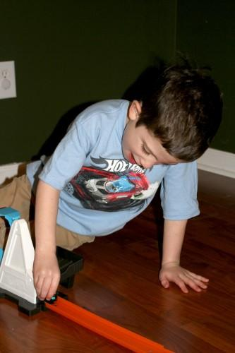 Hot Wheels 'Challenge Accepted'