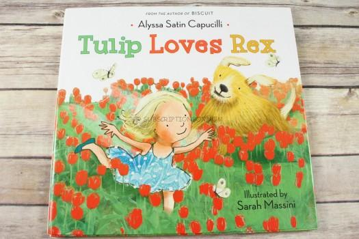 Tulip Loves Rex by Alyssa Stain Capucilli