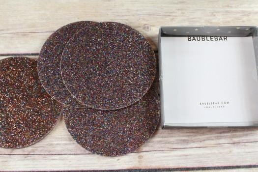 Bauble Bar Sugar and Spice Coaster Set