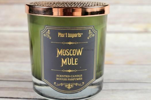 Pier 1 Imports Cocktail Filled Candle - Moscow Mule