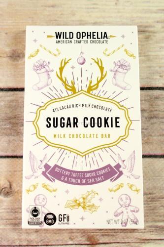 Wild Ophelia Sugar Cookie Chocolate Bar