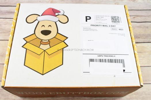 Wigglebutt Box December 2017 Review